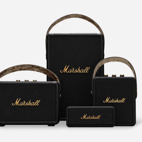 Marshall音响
